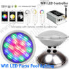 18X3w RGB Smart WiFi LED PAR56 Pool Light, PAR56 Pool Light, Wireless LED Pool Light, 316 Stainess Pool Light
