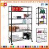 Haus-Büro-Wandschrank-Speicher-Draht-Regal-Standplatz-Gerät (Zhw54)