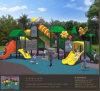 Оборудование спортивной площадки малышей напольное для парка атракционов или школы (KQ50029A)