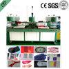 Moulage liquide de silicones de gants neufs de modèle formant le chauffage complètement automatique de machine et refroidissant la table de travail