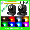 do feixe dobro do diodo emissor de luz do lado de 2PCS 10W luz principal movente