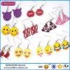 2016 de Hete Verkopende Oorring Van uitstekende kwaliteit van Juwelen Emoji voor de Gift van de Bevordering