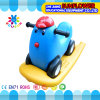 Auto van het Stuk speelgoed van de Schok van jonge geitjes de Dubbele Plastic voor Kleuterschool