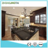 까만 Quartz Stone Vanity Top Kitchen Bathroom를 위한