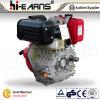 Dieselmotor met Nokkenas en de Normale Filter van de Lucht (HR186FS)