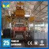 Fabricación concreta automática de la máquina de fabricación de ladrillo del dispositivo de seguridad de las cenizas volantes