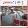 Máquina de Extrusión de Perfiles PVC PE PP Madera Plástico