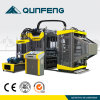 Brique \ bloc concrets automatiques de la colle faisant la machine (QFT10-15)