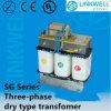 Power Exchange Dry Type Transformateur triphasé Sg