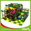 ジャングルの主題は屋内柔らかい遊び場の運動場Equipmenをからかう