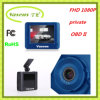 H. 264 Video Format FHD Car DVR Spy Cam