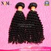 工場卸売価格のブラジルのねじれたアフリカの巻き毛の加工されていない人間の毛髪