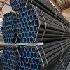 Tubo d'acciaio temprato nero rotondo di buona qualità