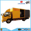 200kw limpieza de tuberías Sweeper móvil eléctrico (JC1802)