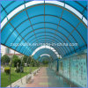 Roofing를 위한 2 Wall Hollow Panel Polycarbonate Sheet
