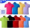Teeshirts neufs faits sur commande de polo de coton d'hommes de modèle