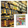 800lbs 조정가능한 금속 표준 슈퍼마켓 선반은 사용했다