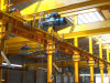 LuchtKraan van de Balk van de Stijl van de workshop de Elektrische Europese Enige 5t