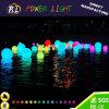 LED 수영장 공을 바꾸는 방수 마술 색깔