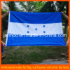 De adverterende Decoratieve Gebreide Vlag van de Polyester