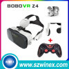 Barra di comando e Bobo Z4 Virtual Reality 3D Glasses Google Cardboard