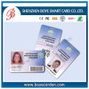 Identificação Card do plástico para Employee Card Re-Printable
