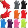 Перчатка перчатки печи силикона