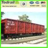 中国からのウズベキスタンへの鉄道の容器ワゴン出荷