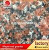 Granito di colore rosso dell'acero