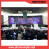 Pared al aire libre del vídeo de Showcomplex P6.6 SMD LED