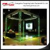 en armature en aluminium de cadre d'armature de vente pour l'éclairage d'étape d'exposition