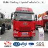 carro del tanque de petróleo de la gasolina de la gasolina del euro IV de 22cbm FAW con el motor diesel de Deutz