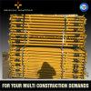 構築の建物のサポートのための調節可能な望遠鏡の鋼鉄足場支柱