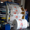 PE 필름에 의하여 박판으로 만들어지는 Spunbond 직물 인쇄