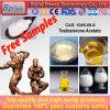Acetato CAS de la testosterona de la hormona esteroide de la pureza del 99%: 1045-69-8