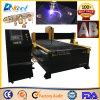China preço de aço/de alumínio de 15mm do CNC do cortador do plasma de estaca da máquina