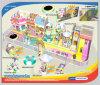 Juich Steekproef ontwerp-8 van het Spel van de Motie van het Vermaak Zachte voor Kind toe