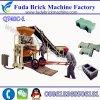 Популярная малая дешевая производственная линия машины блока цемента от Китая