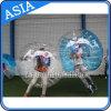 Le football gonflable de butoir gonflable de bulle de la bille/PVC/bille de butoir gonflable de corps pour des jeux d'équipe