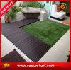 Het Plastic Kunstmatige Gras van de goede Kwaliteit voor de BinnenTuin van het Huis