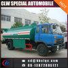 Dongfeng 190p 16m3 tankt De Tankwagen van de Olie van de Vrachtwagen van de Olietanker bij