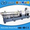 PE/PP + prix de machine de pelletisation de Masterbatch de remplissage de CaCO3