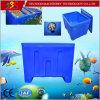 Rectángulo del refrigerador del hielo del transporte de la conservación en cámara frigorífica de la legumbre de fruta de los pescados