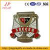 La medalla del metal para el juego de fútbol