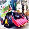 системы преобразования следа жатки зернокомбайна 762mm Claas резиновый