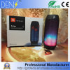 Impulso di Jbl - altoparlante portatile Splashproof nero di Bluetooth con il nero chiaro di esposizione
