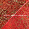 Jacquard rouge teint par filé supérieur de catégorie (JF-1)