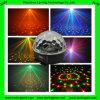 Luz mágica de cristal da esfera do diodo emissor de luz
