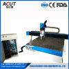 Router de madeira automático do CNC da máquina de estaca do PVC