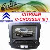 Citroen C-Crosser 특별한 차 DVD (CT2D-SCT3)
